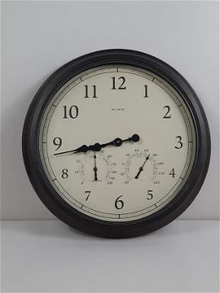 Acu-Rite Clock and Barometer