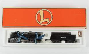 Lionel 6-28009 Santa Fe 4-6-4 Hudson Steam Loco