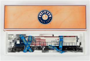 Lionel 6-28272 I Love USA SD-60 Diesel Loco