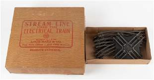 Marx 25219 Train Set in Original Box
