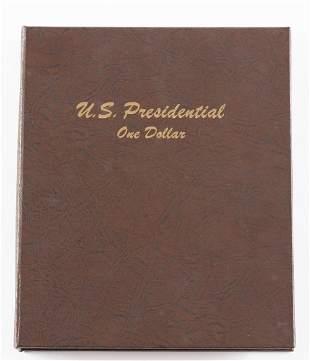 74 Presidential Dollars; Washington - Nixon