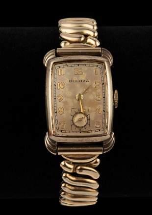 Bulova 17J Wristwatch