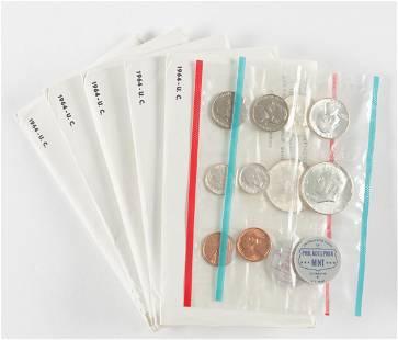 5 U.S. Mint Sets
