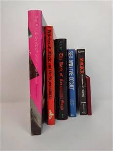6 Books on Magic & the Occult