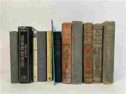 12 Books on Theodore Roosevelt