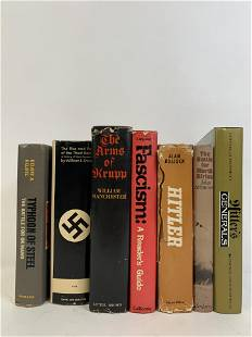 7 Books on the Third Reich
