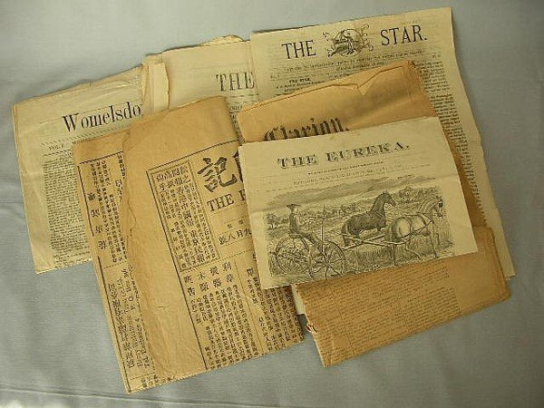 13: 6 Special Newspapers 1881-1902