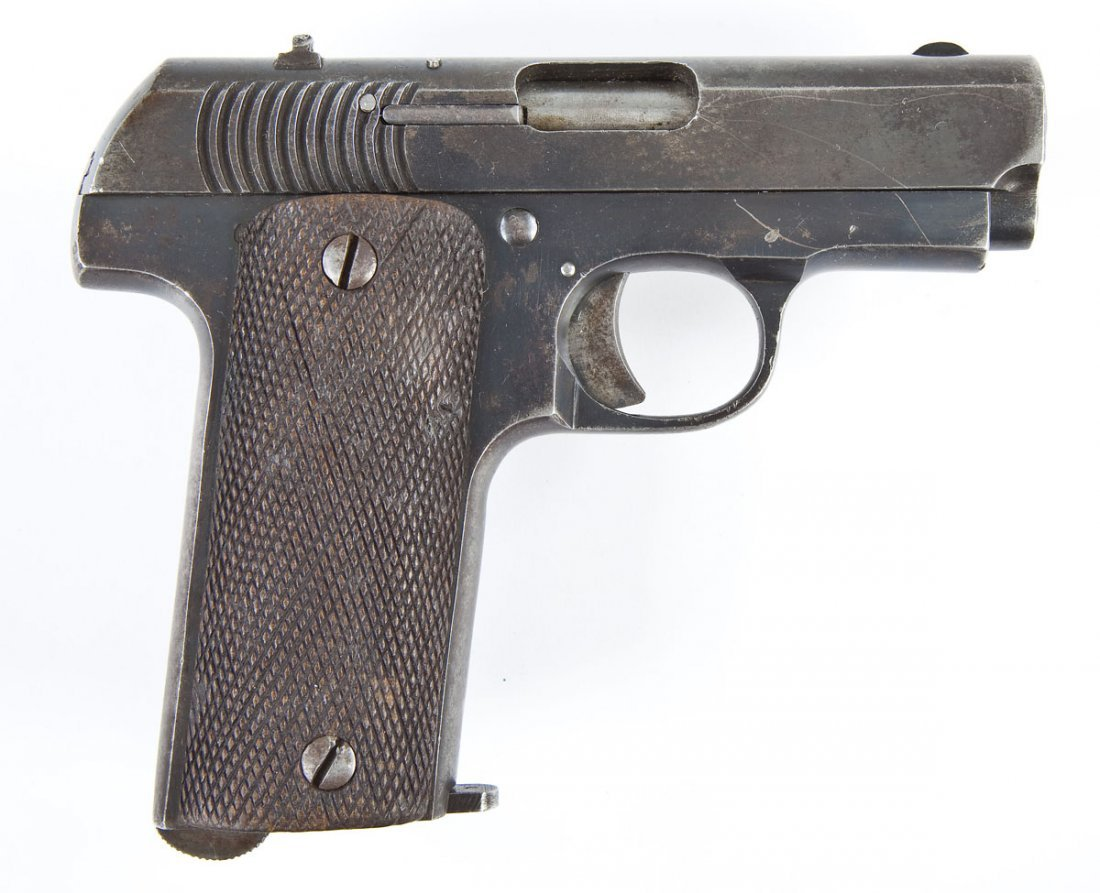 3: M. Zulaica & Co. Model 1914 Pistol - 7.65mm