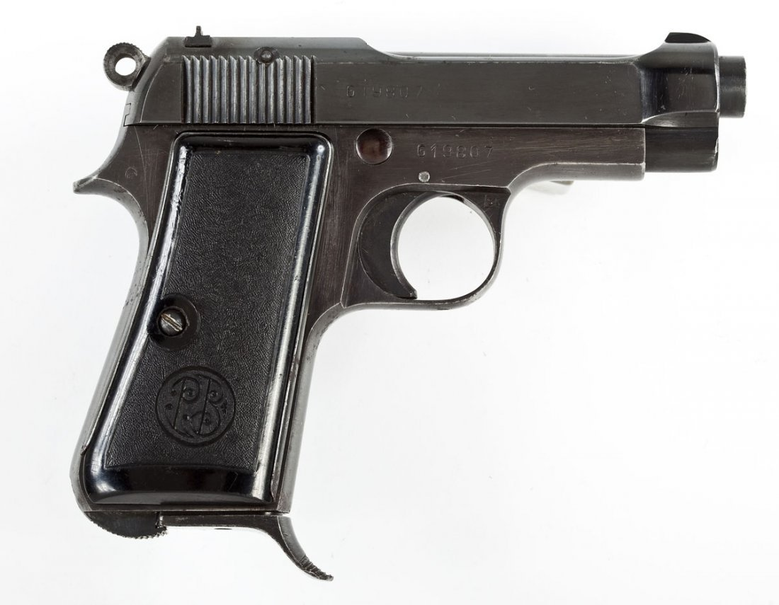 5: Beretta Model 1935 Pistol - .380 Caliber