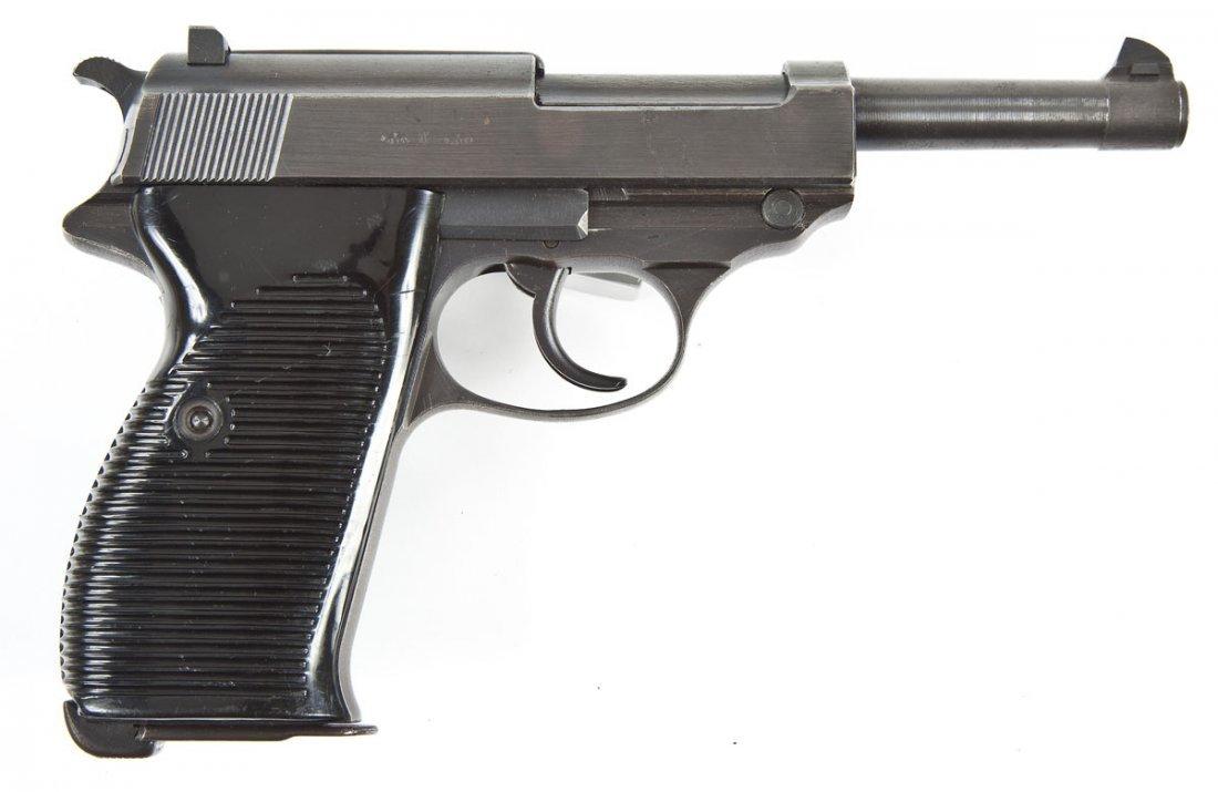 10: Mauser BYF P-38 Pistol - 9mm Caliber