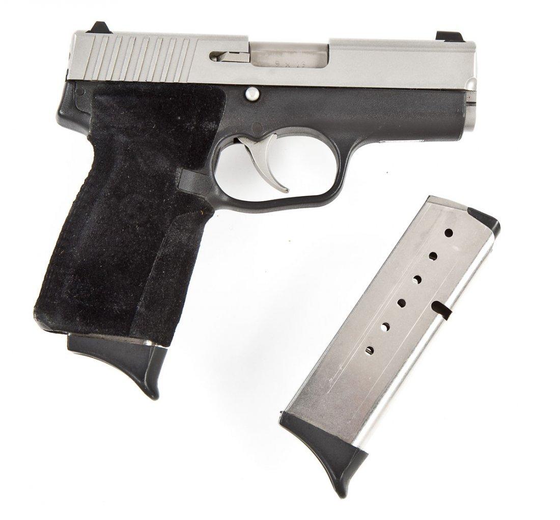 13: Kahr Arms P-9 Pistol - 9mm Cal