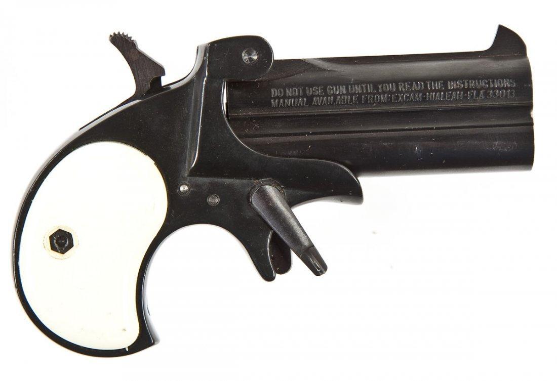 16: Excam Model TS38 Derringer - .38 Caliber