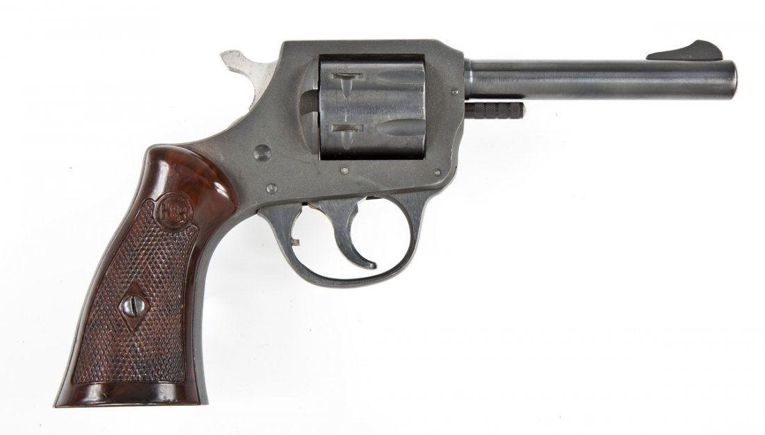 18: H&R Model 622 Revolver - .22 Caliber