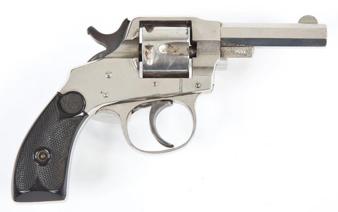 19: Hopkins & Allen DA Revolver - .32 Caliber