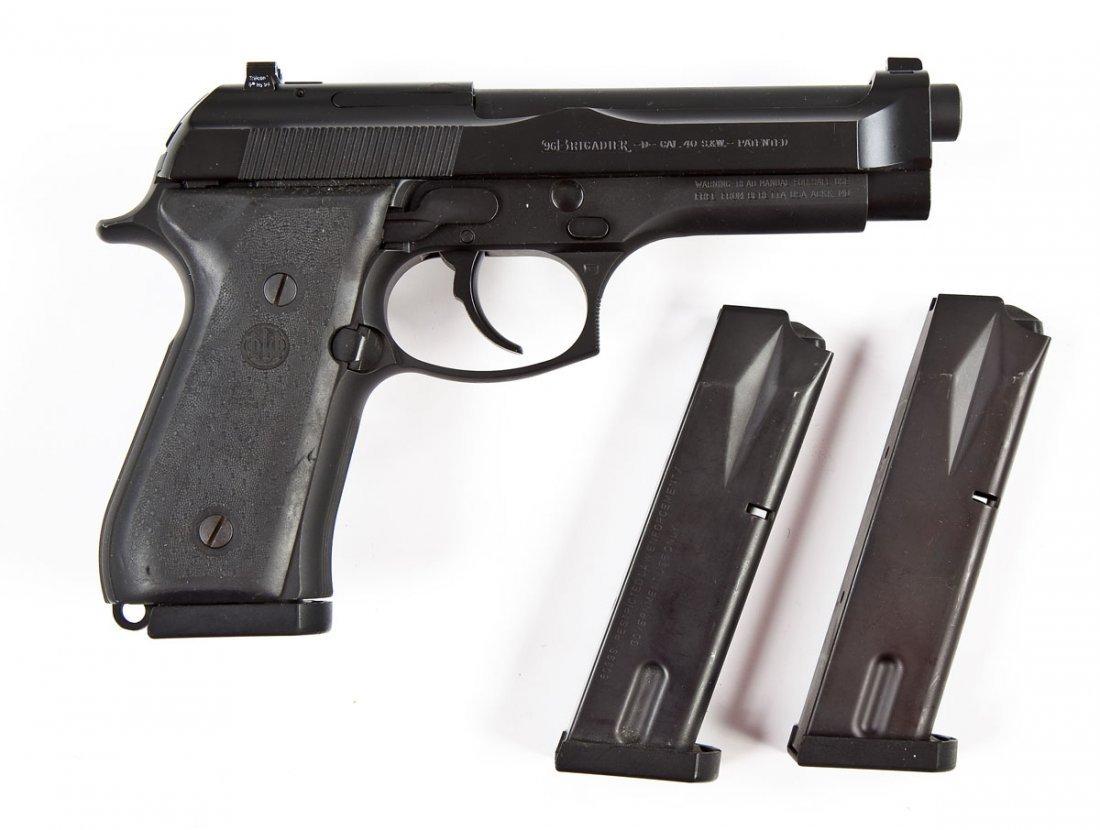 22: Beretta PA LCE Model 96 - .40 S&W