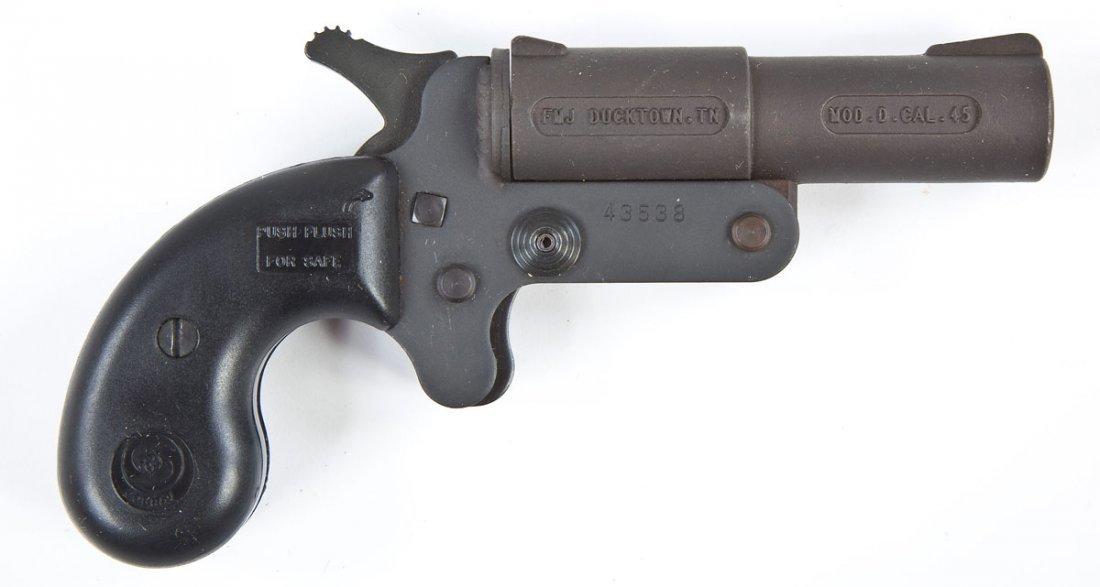 23: F.M.J. Model D - .45/.410 Caliber