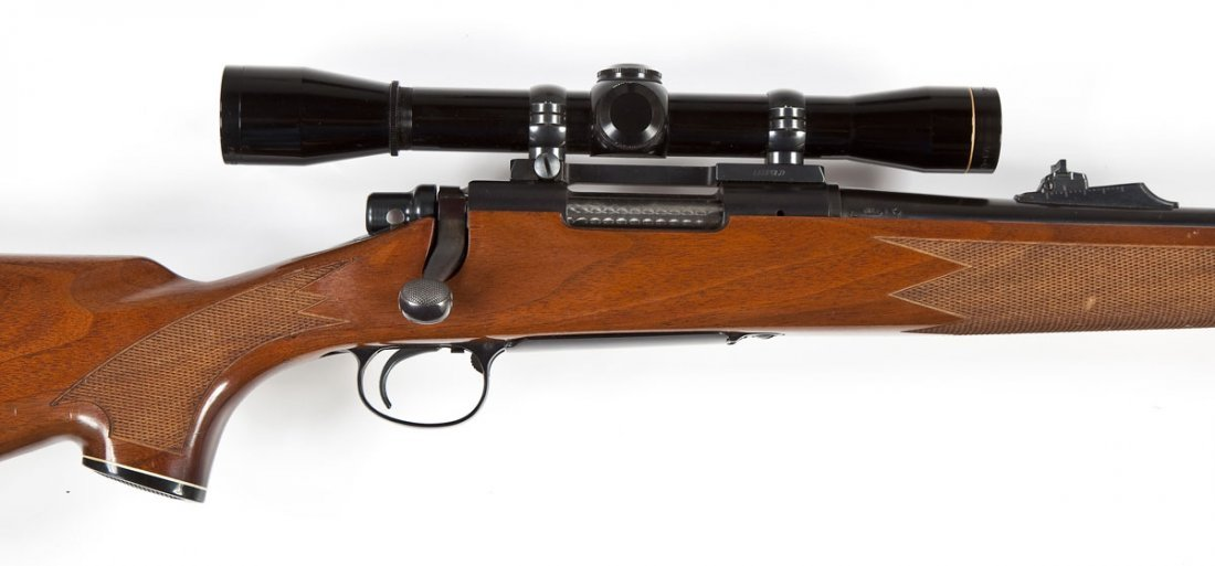 89: Remington Model 700 BDL Rifle - 6MM Caliber