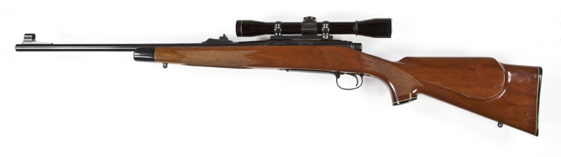 89: Remington Model 700 BDL Rifle - 6MM Caliber - 4