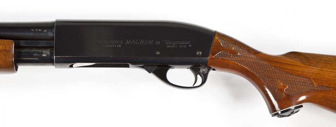 148: Remington 870 Wingmaster Magnum - 12 Ga. - 3