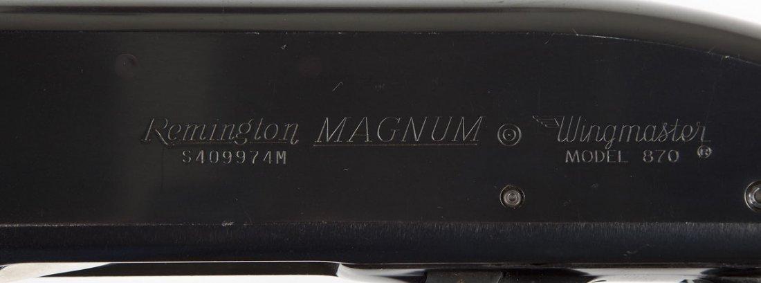 148: Remington 870 Wingmaster Magnum - 12 Ga. - 5