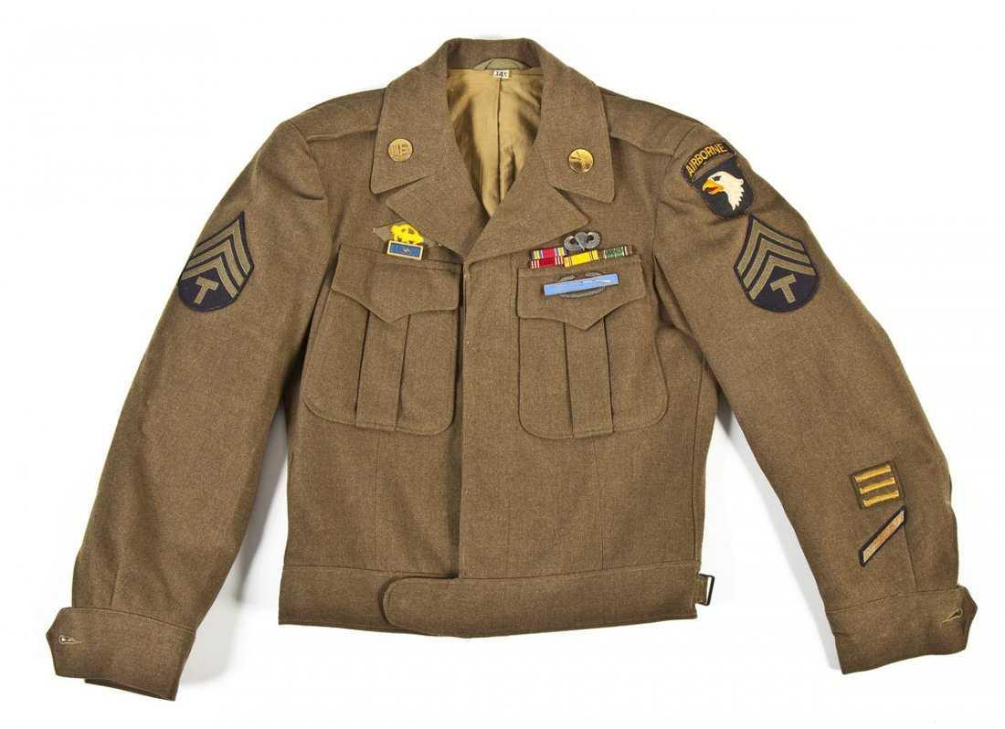 WW2 Pattern US Army Ike Jacket Size 36 Chest | eBay