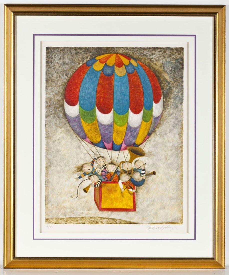 3: Graciela Rodo Boulanger (Bolivian, B. 1935)