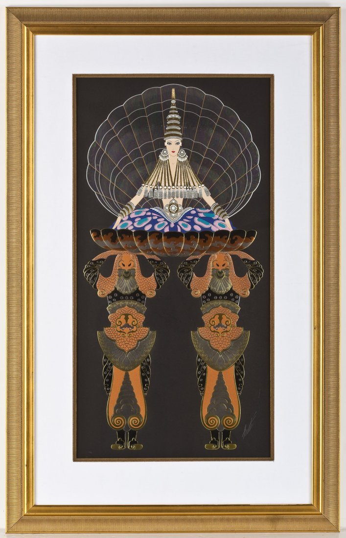 21: Erté (Russian/French, 1892-1990)