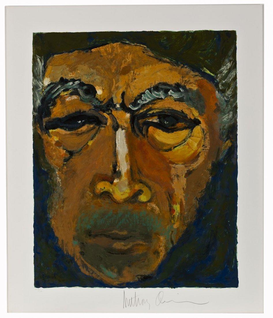 51: Antonio Rodolfo Quinn-Oaxaca (1915-2001)