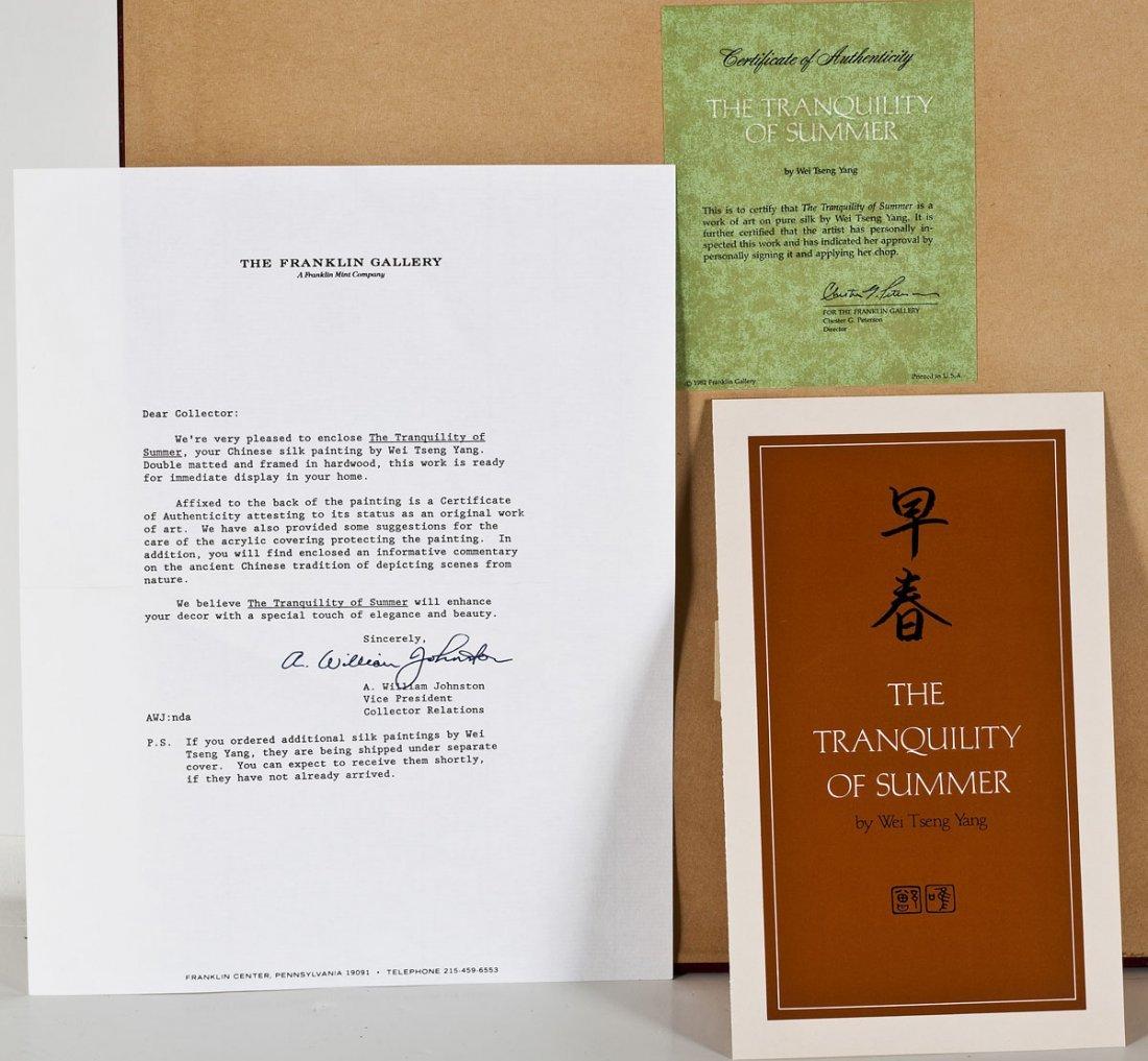 111: Wei Tseng Yang (Chinese, 20th Century) - 3