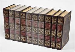 172 10 Vol Works of Abraham Lincoln Collectors Ed