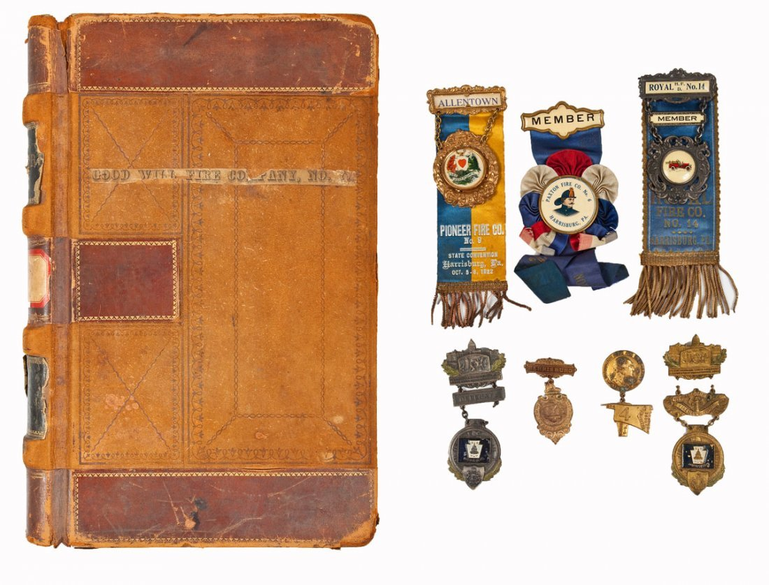 3: Archive of Pennsylvania Fire Companies