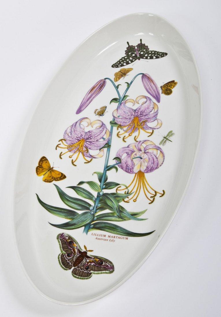 375: Portmeirion Botanic Garden 100 Pc Porcelain Set - 10