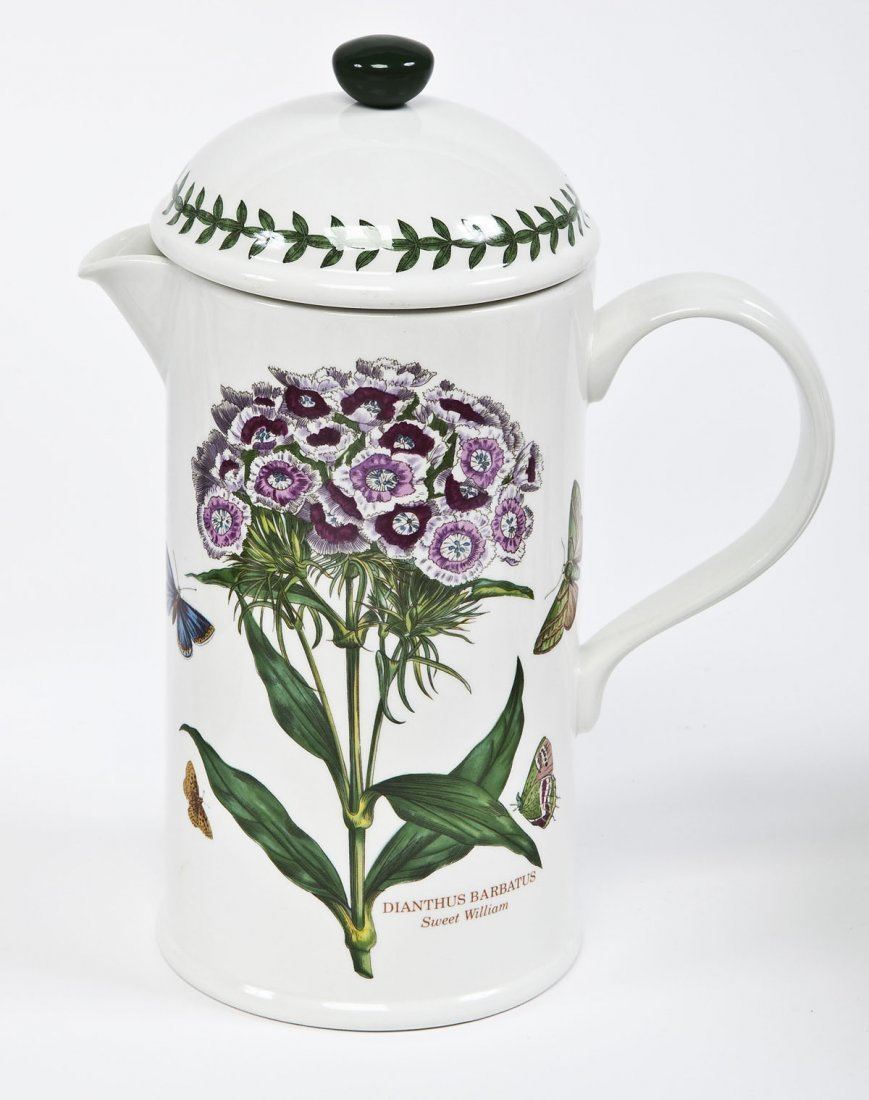 375: Portmeirion Botanic Garden 100 Pc Porcelain Set - 4