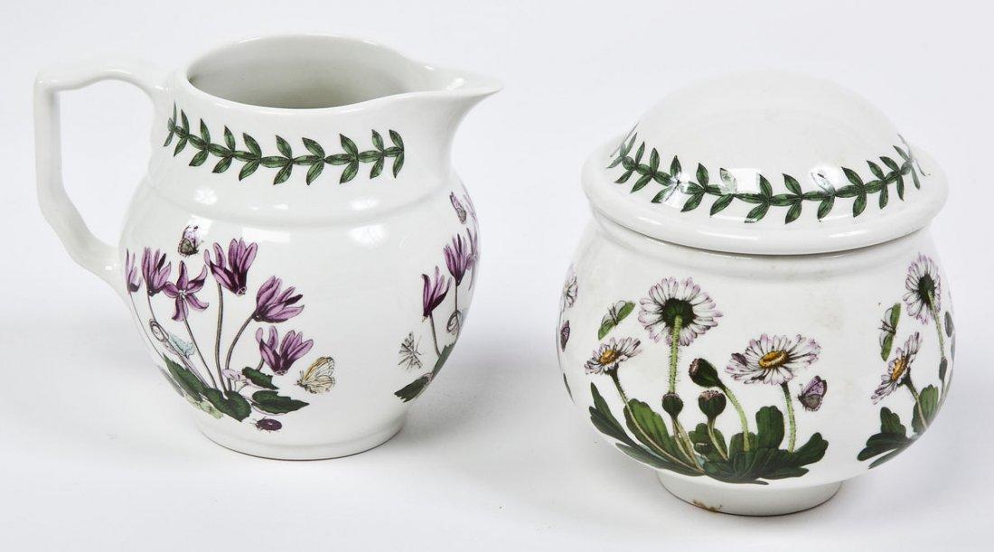 375: Portmeirion Botanic Garden 100 Pc Porcelain Set - 6
