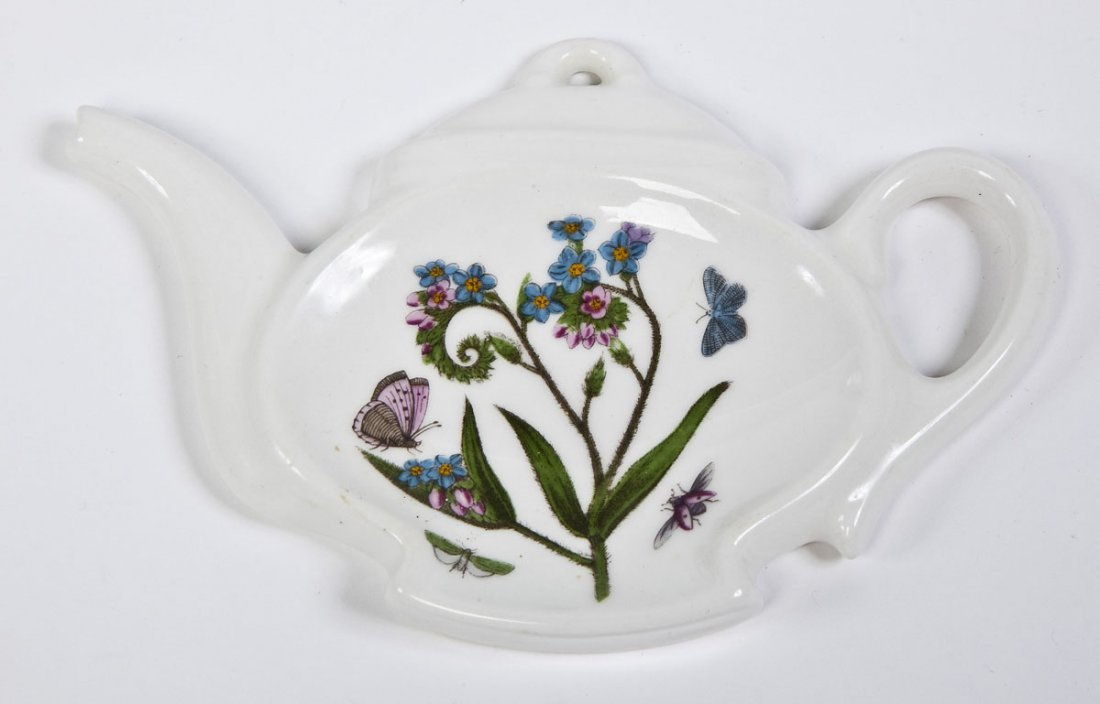 375: Portmeirion Botanic Garden 100 Pc Porcelain Set - 7