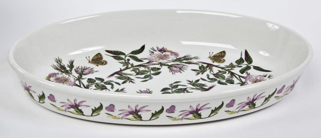 375: Portmeirion Botanic Garden 100 Pc Porcelain Set - 9