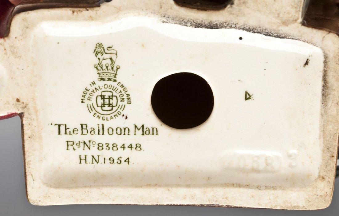 376: Royal Doulton Balloon Man & Balloon Seller Figures - 5
