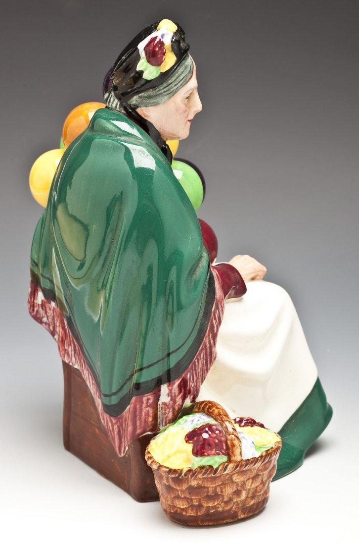376: Royal Doulton Balloon Man & Balloon Seller Figures - 8