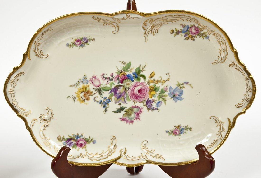 389: Rosenthal 74 Pc Sanssouci Rose Dinner Set - 2