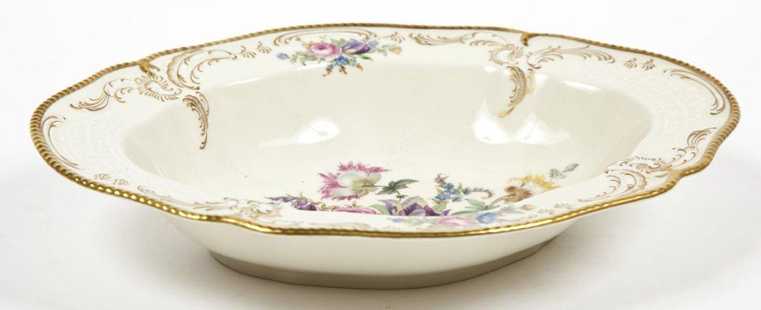 389: Rosenthal 74 Pc Sanssouci Rose Dinner Set - 5
