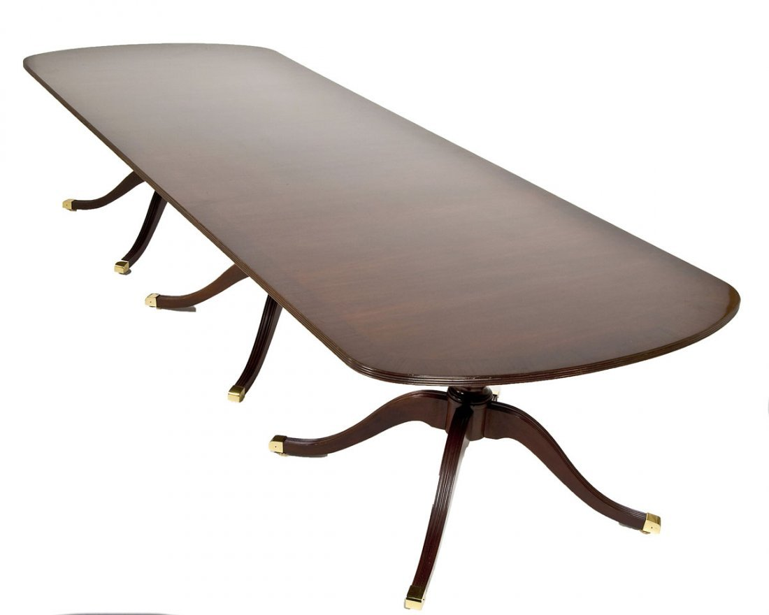 461: Large Councill Craftsmen Dining Table