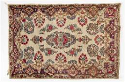 539 SemiAntique Persian Kerman Area Rug