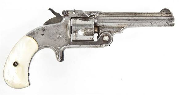 S&W Model 1 ½ (2nd issue) Revolver - .32 Cal.