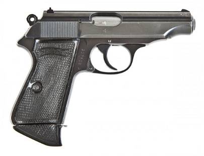 Walther PP Pistol - .32 Cal.
