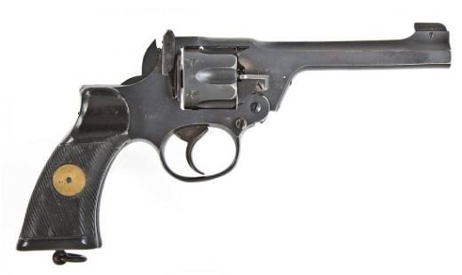 British Enfield MK I No. 2 Revolver - .38 S&W