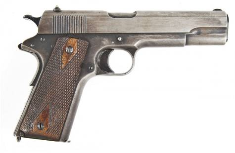 Colt Model 1911 Navy Pistol - .45 Auto
