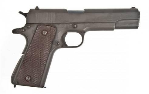 Colt 1911A1 Army Pistol - .45 Auto