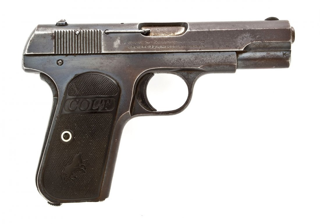 15: Colt Model 1903 Type III Pistol - .32 Cal.