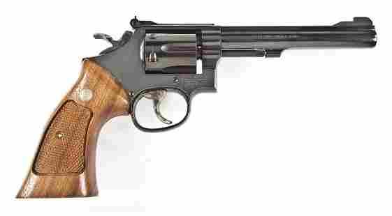 S&W Model 17 Revolver - .22 Cal.