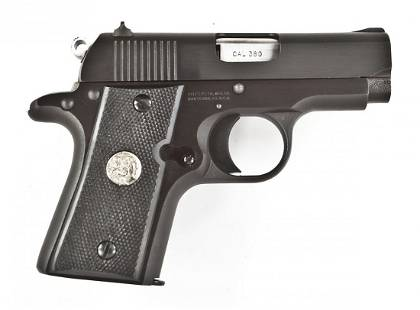 Colt Mustang Pistol - .380 Cal.